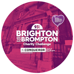 Brighton to Brompton Charity Challenge Apparel