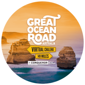 Great Ocean Road Virtual Challenge Apparel