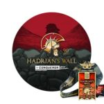 Hadrian's Wall Virtual Challenge | Entry + Medal