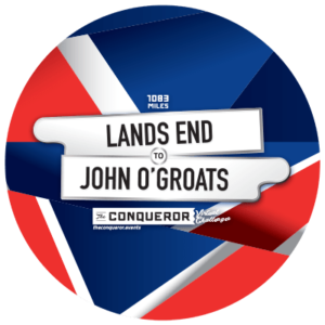 Lands End to John O'Groats Virtual Challenge Apparel