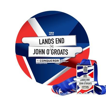 Image result for landsend to john o groats
