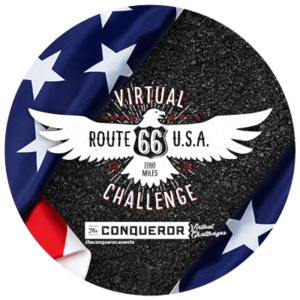 Route 66 Virtual Challenge Apparel