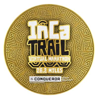 Inca Trail Virtual Marathon Apparel