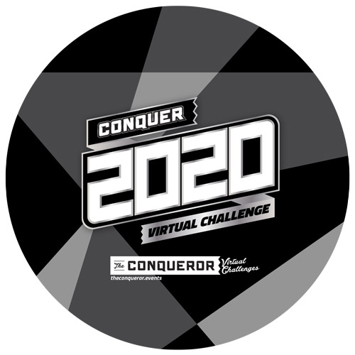 Conquer 2020 Virtual Challenge Apparel