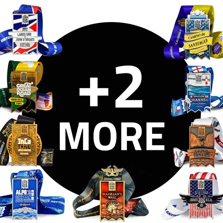 2x Challenge Plus™ + FREE Shipping