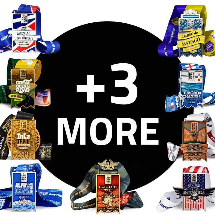3x Challenge PLUS™ + FREE Shipping
