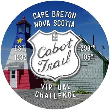 Cabot Trail Virtual Challenge Apparel