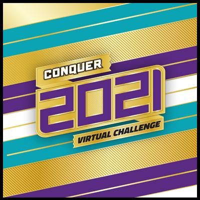 Conquer 2021 Virtual Challenge Apparel