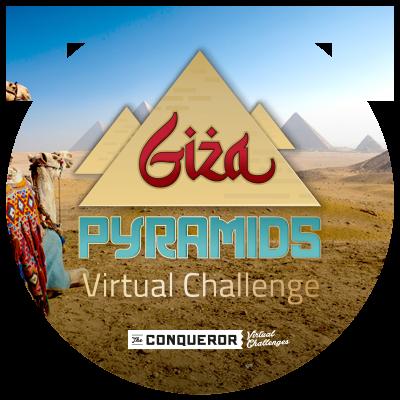 Giza Pyramids Virtual Challenge Apparel