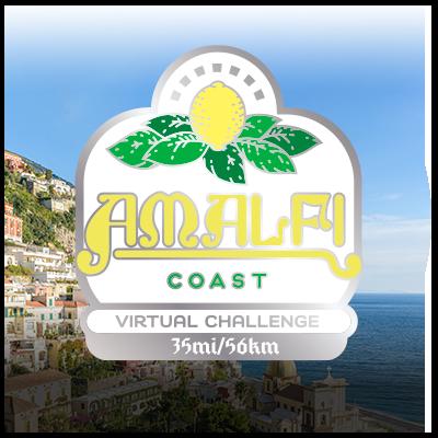 Amalfi Coast Virtual Challenge Apparel