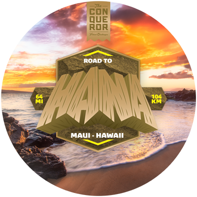 Road to Hana Virtual Challenge Apparel