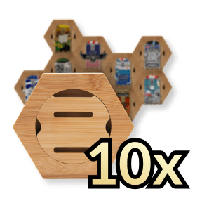 10 x  Honeycombs